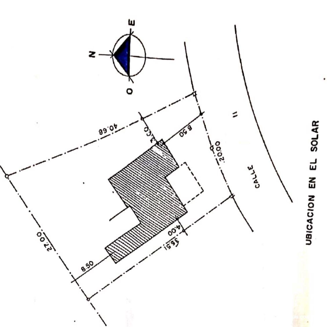 Casa Solar en Venta, Arroyo Hondo Viejo 187101