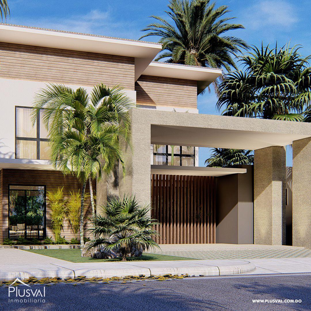 Villa en venta, en West Village, Punta Cana 181915