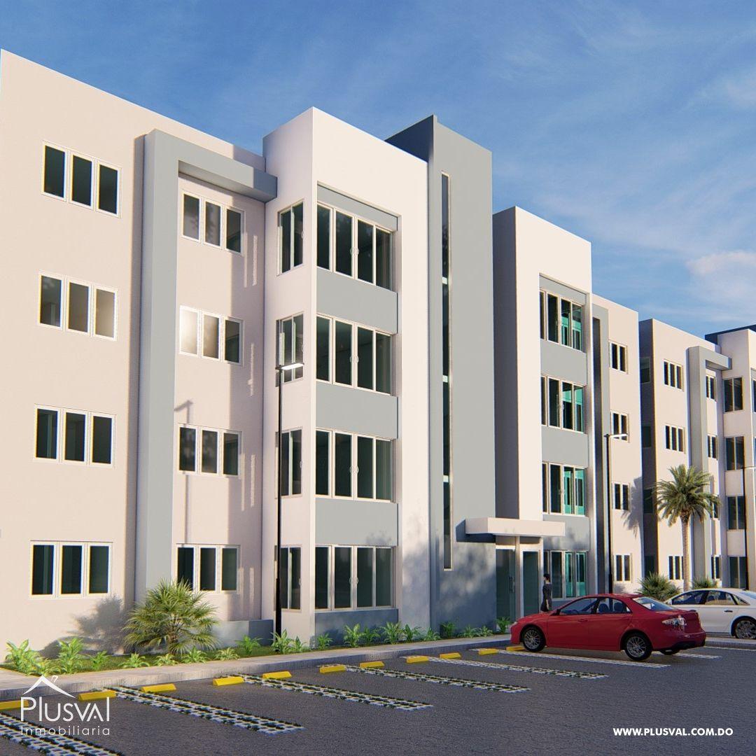 Moderno proyecto de apartamentos en el Dorado 176274
