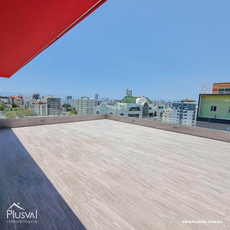 Apartamento en Alquiler en Evaristo Morales 172805