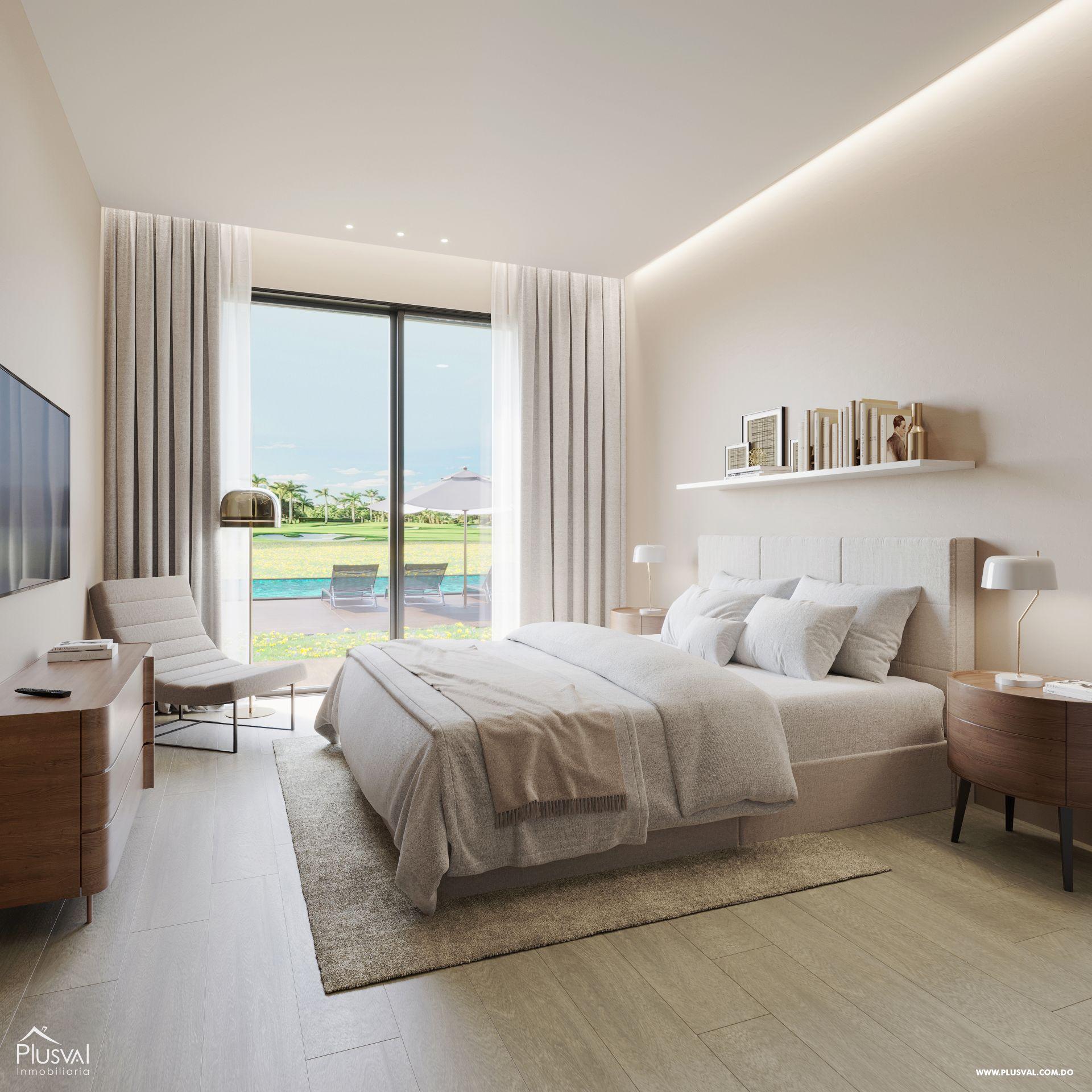 Apartamentos en Venta, en exclusiva comunidad en Cana Bay 190042