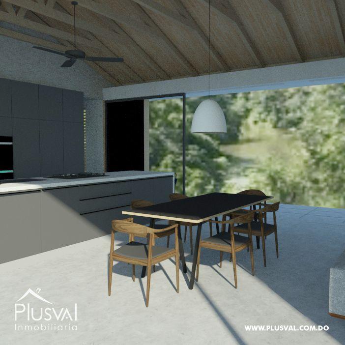 Exclusivo proyecto de 2 villas en Jarabacoa 163581