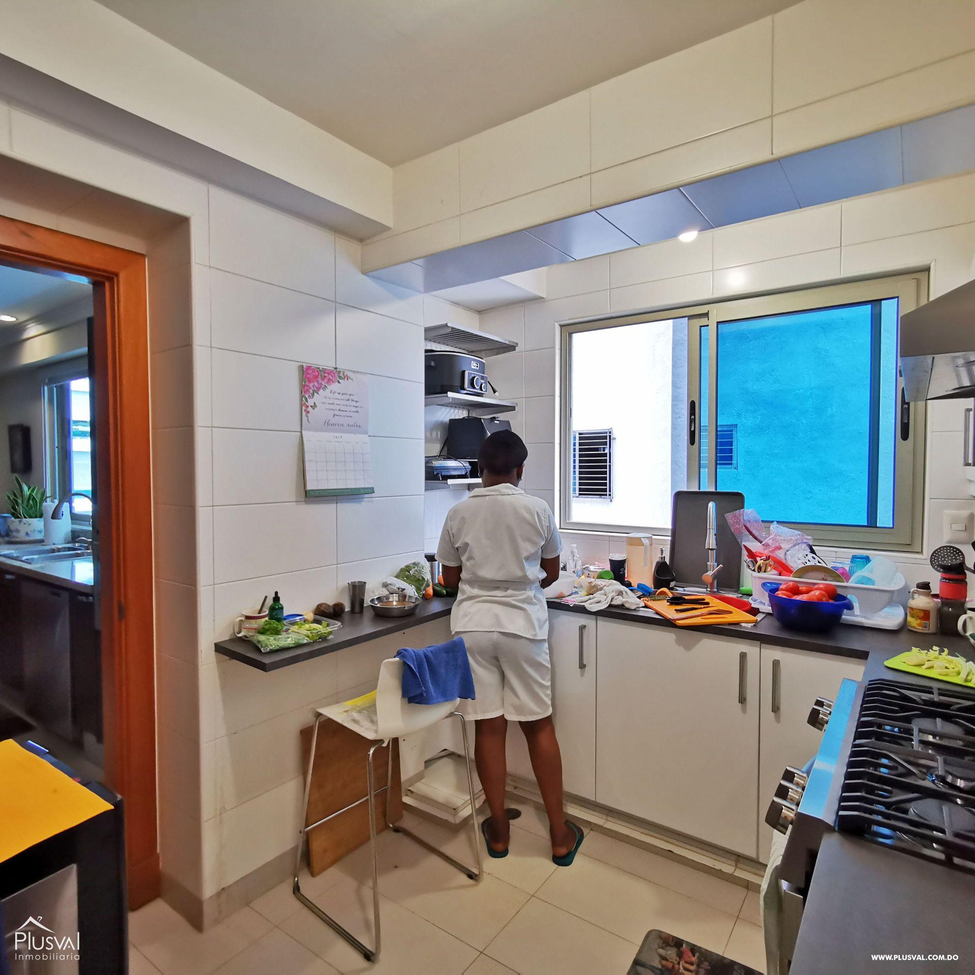 Venta de Apartamento en Piantini en Exclusiva Torre de Sólo 9 Apartamentos 184127