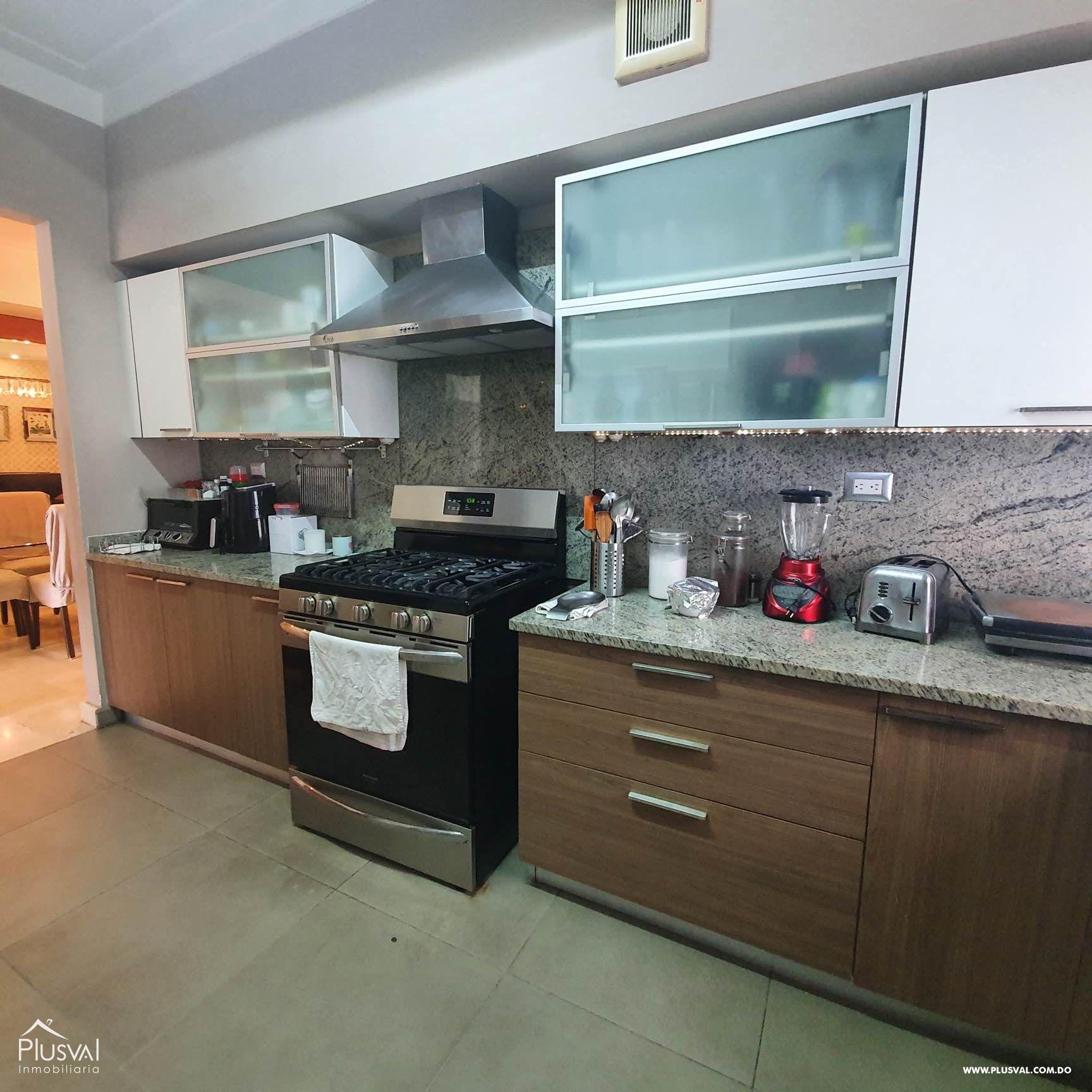 Apartamento en venta en los Cacicazgos 177905