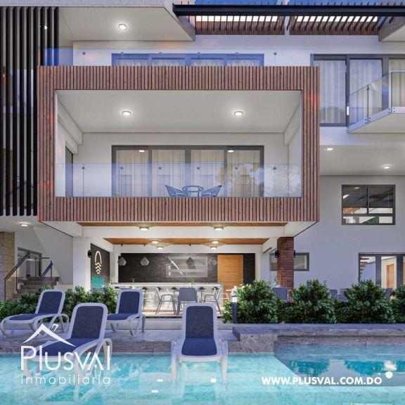 Apartamento tipo PH de venta  en Playa Nueva Romana 188780