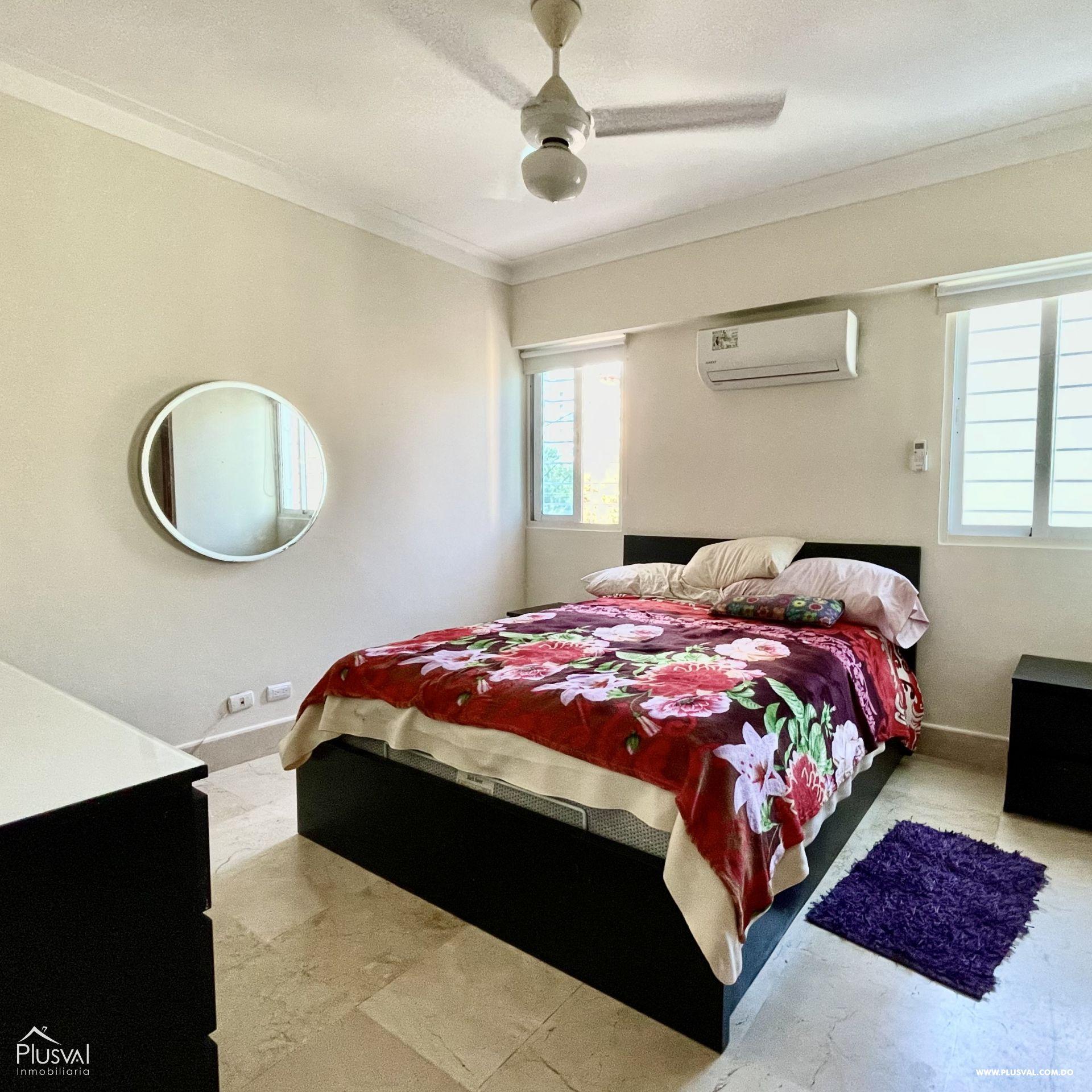 Apartamento Amueblado en Alquiler en Bella Vista 187702