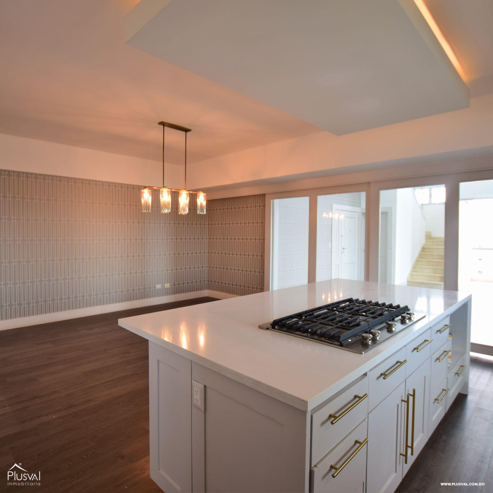 Penthouse en venta, Naco 167603