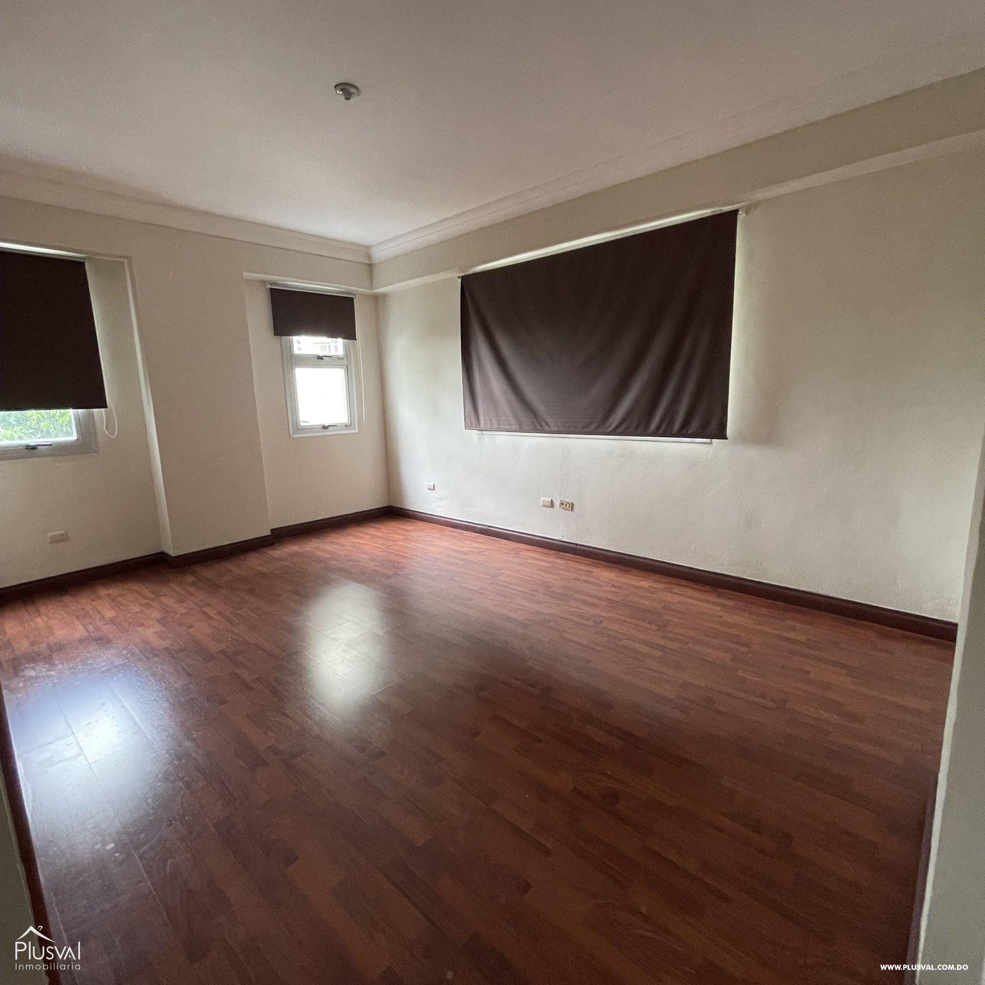 Apartamento en alquiler, Naco 185477