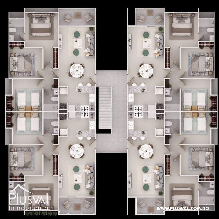 PARQUES DEL ESTE RESIDENCES Apartamentos en Santo Domingo Este con bono vivienda 184296