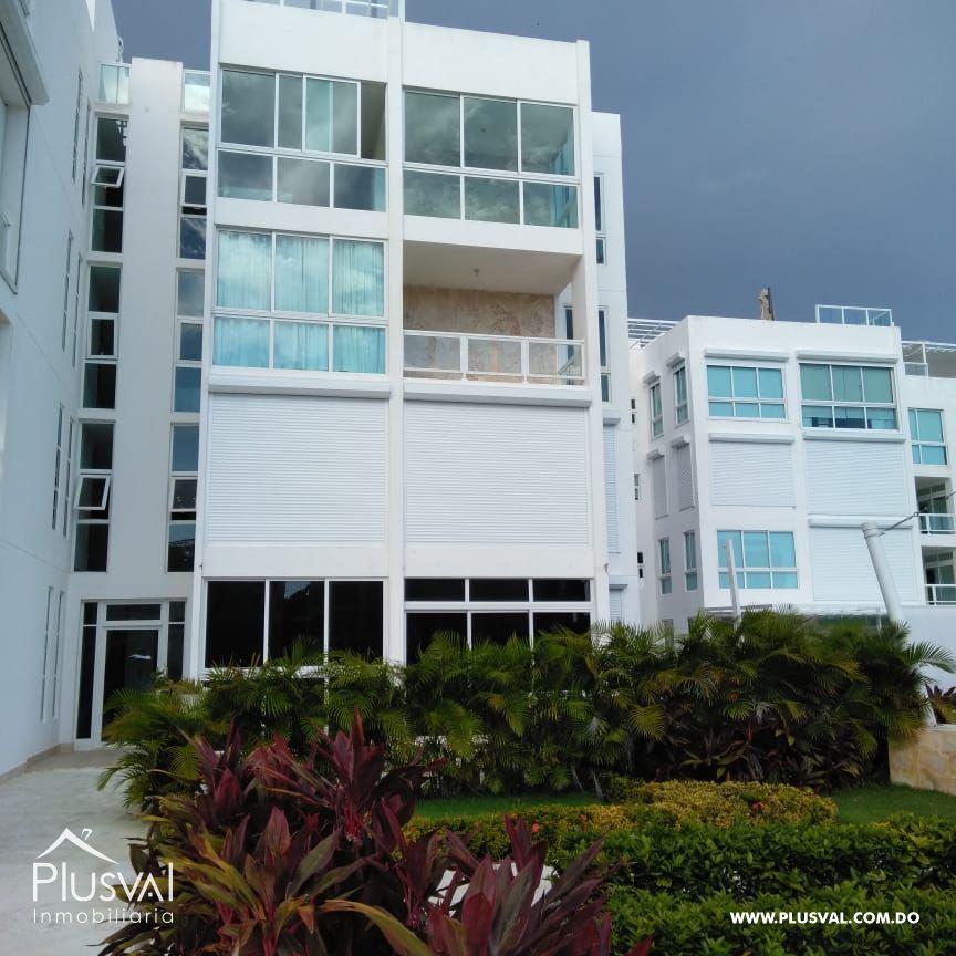 Apartamento en venta en primera linea de playa