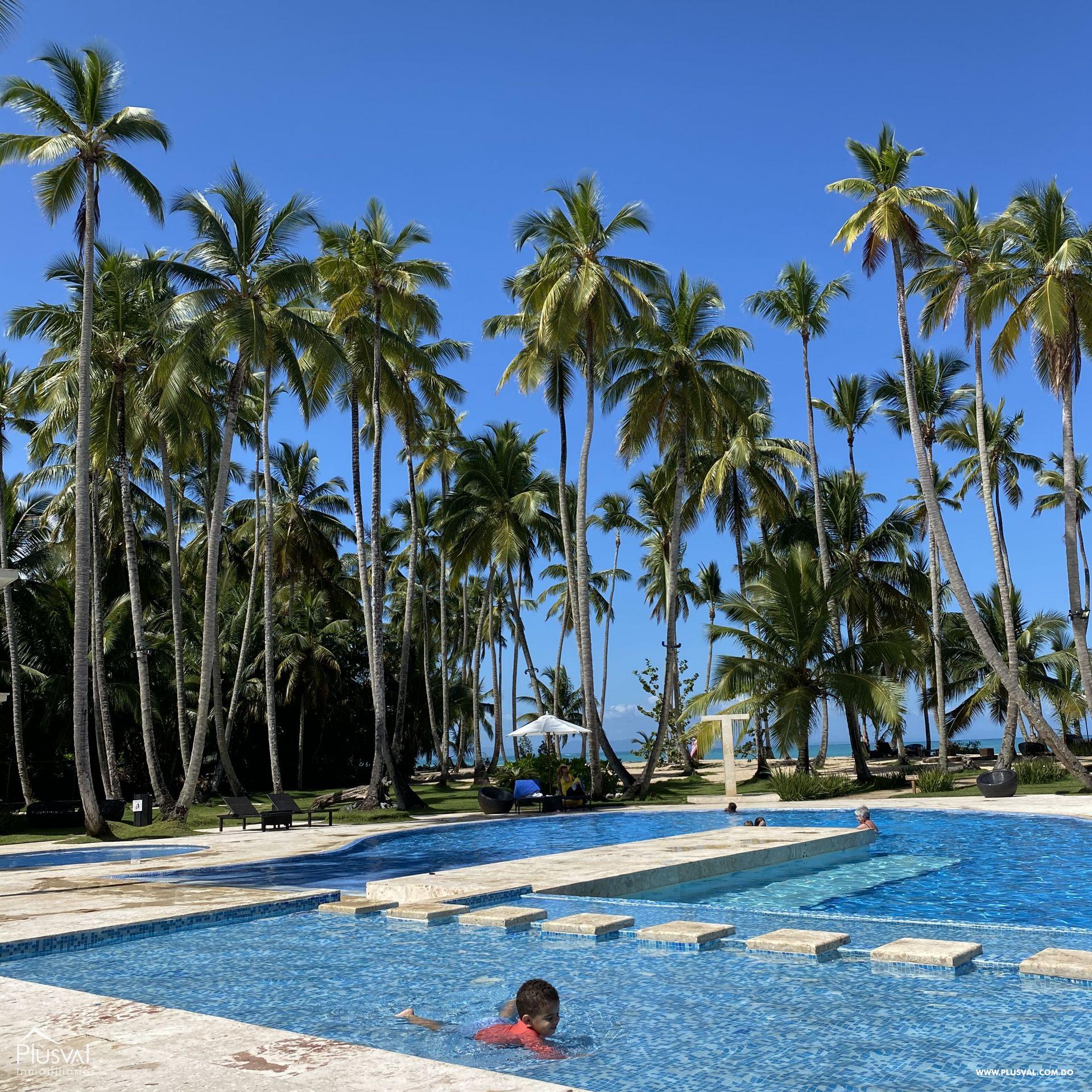 Apartamento amueblado primera linea de Playa en Las Terrenas 188245