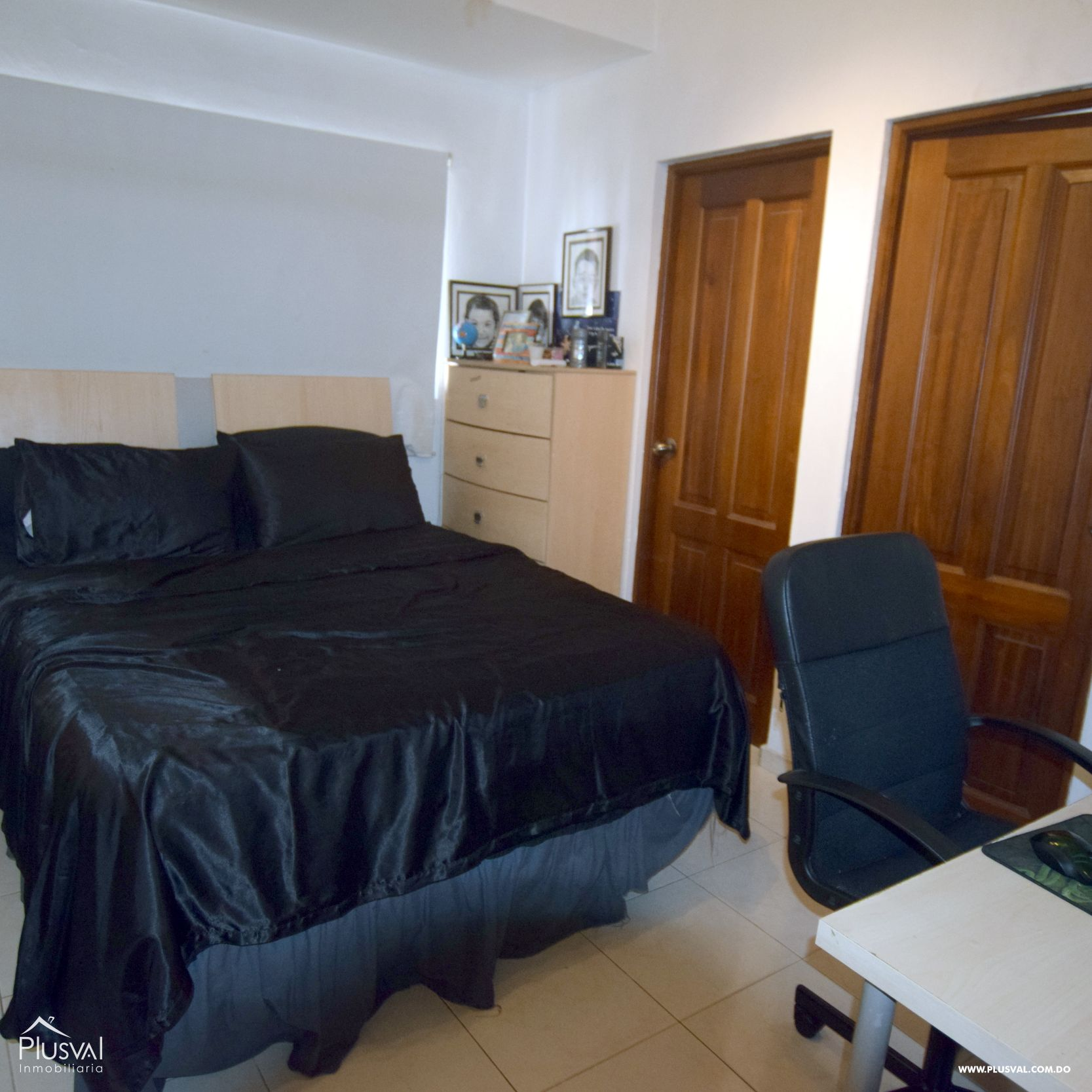 Apartamento en venta, Evaristo Morales 152488