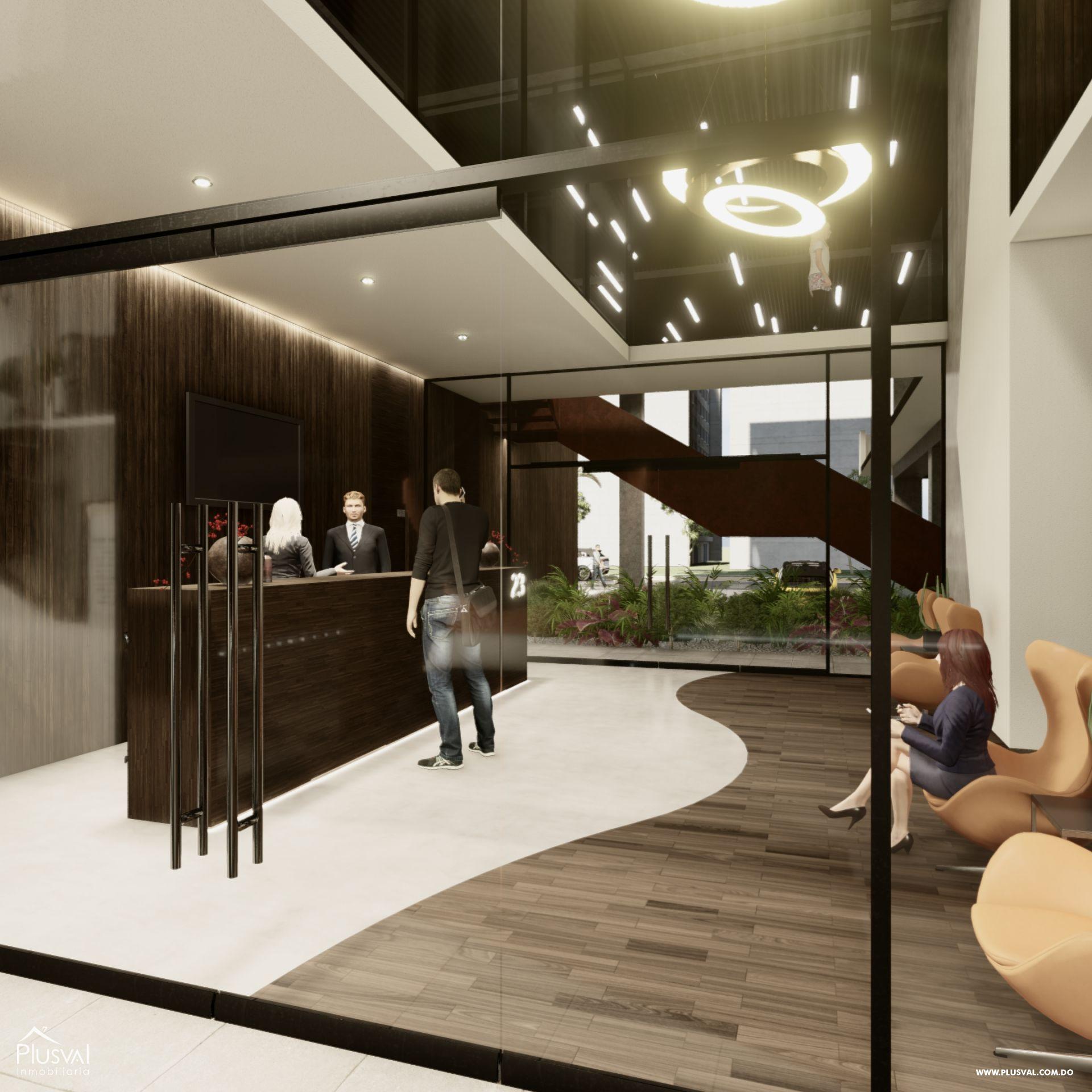 Apartamento Loft en venta en Evaristo Morales 158236