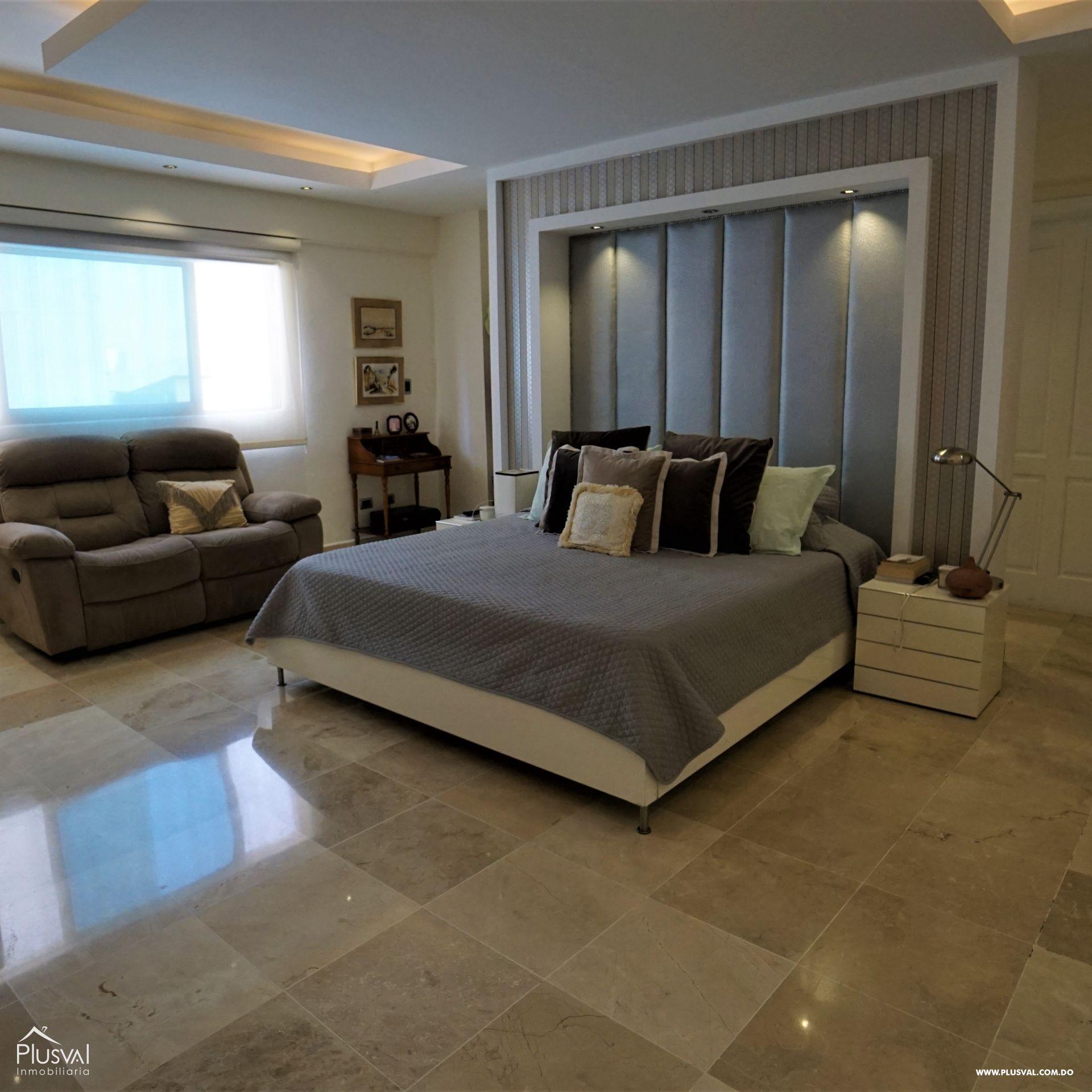Lujoso apartamento en VENTA en Zona Residencial de NACO 182968