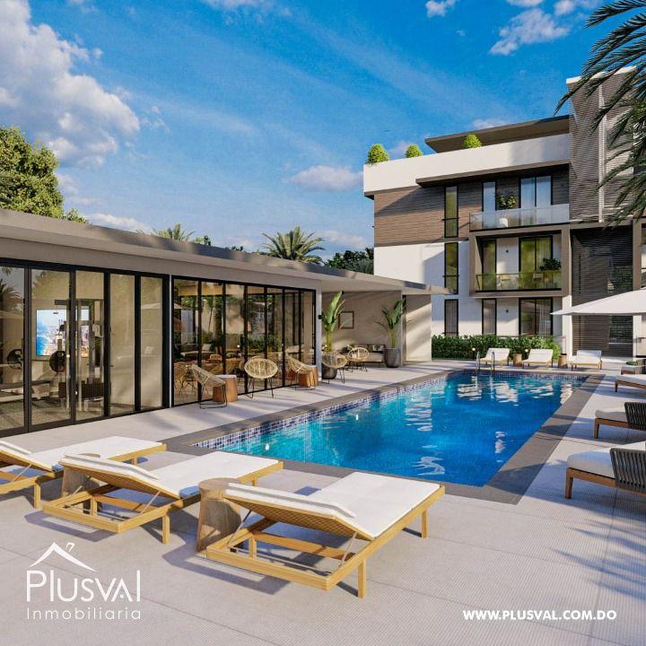 Apartamentos en Venta, con confortable estilo, en Punta Cana