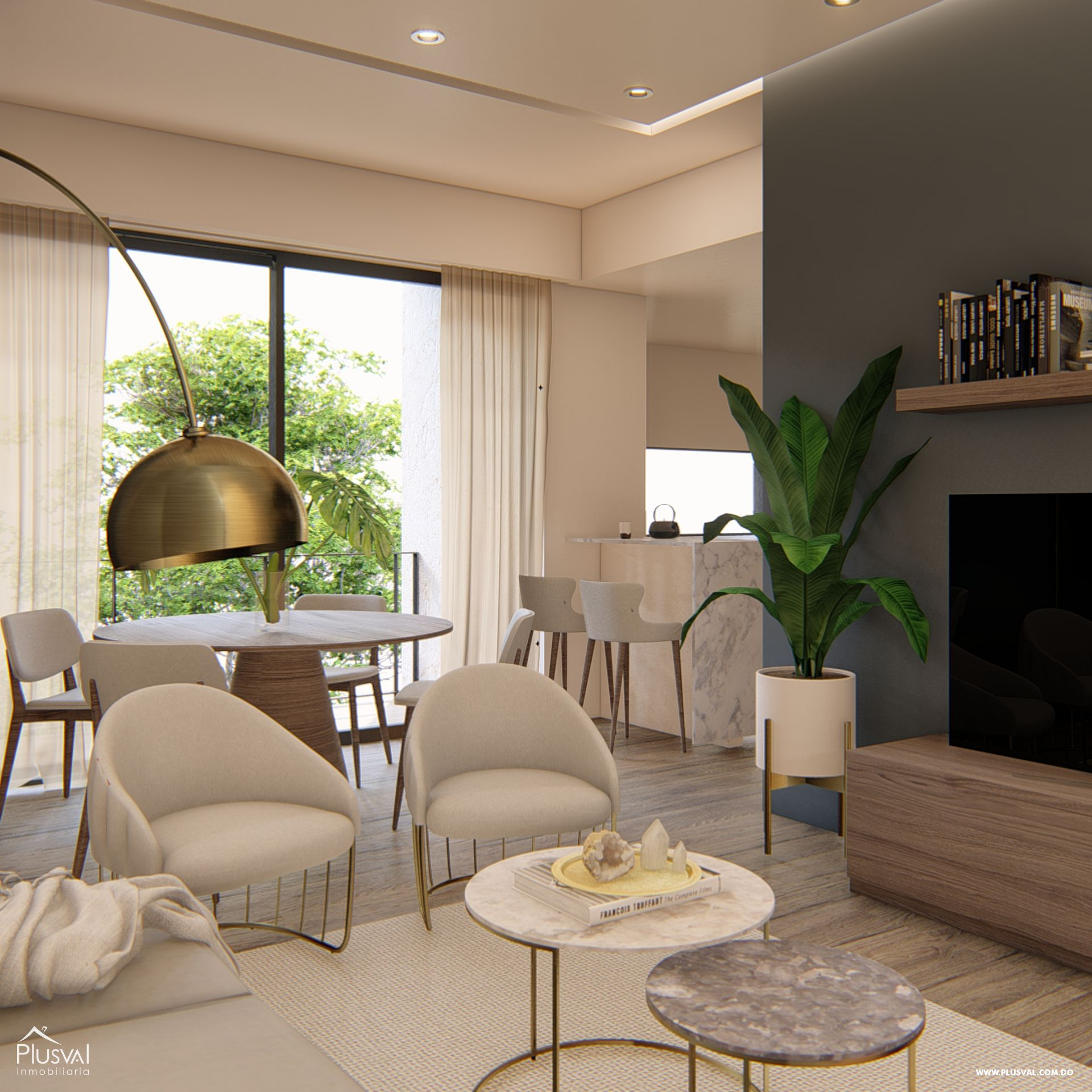 Apartamento en venta en Naco (Listo 2023) 161028