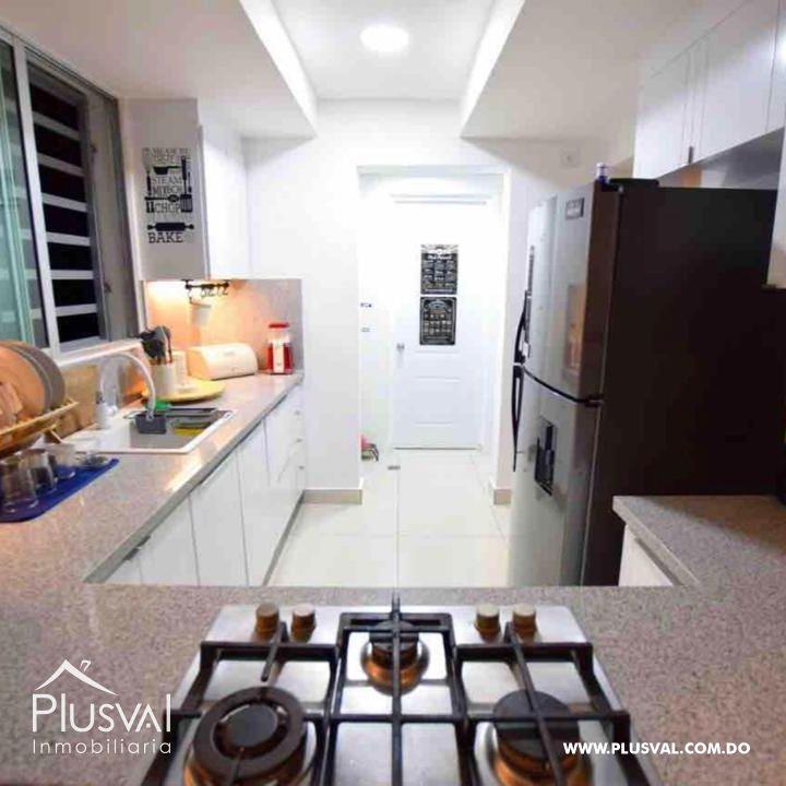 Exclusivo Apartamento en Venta (Mirador Norte) Completamente Amueblado 159806