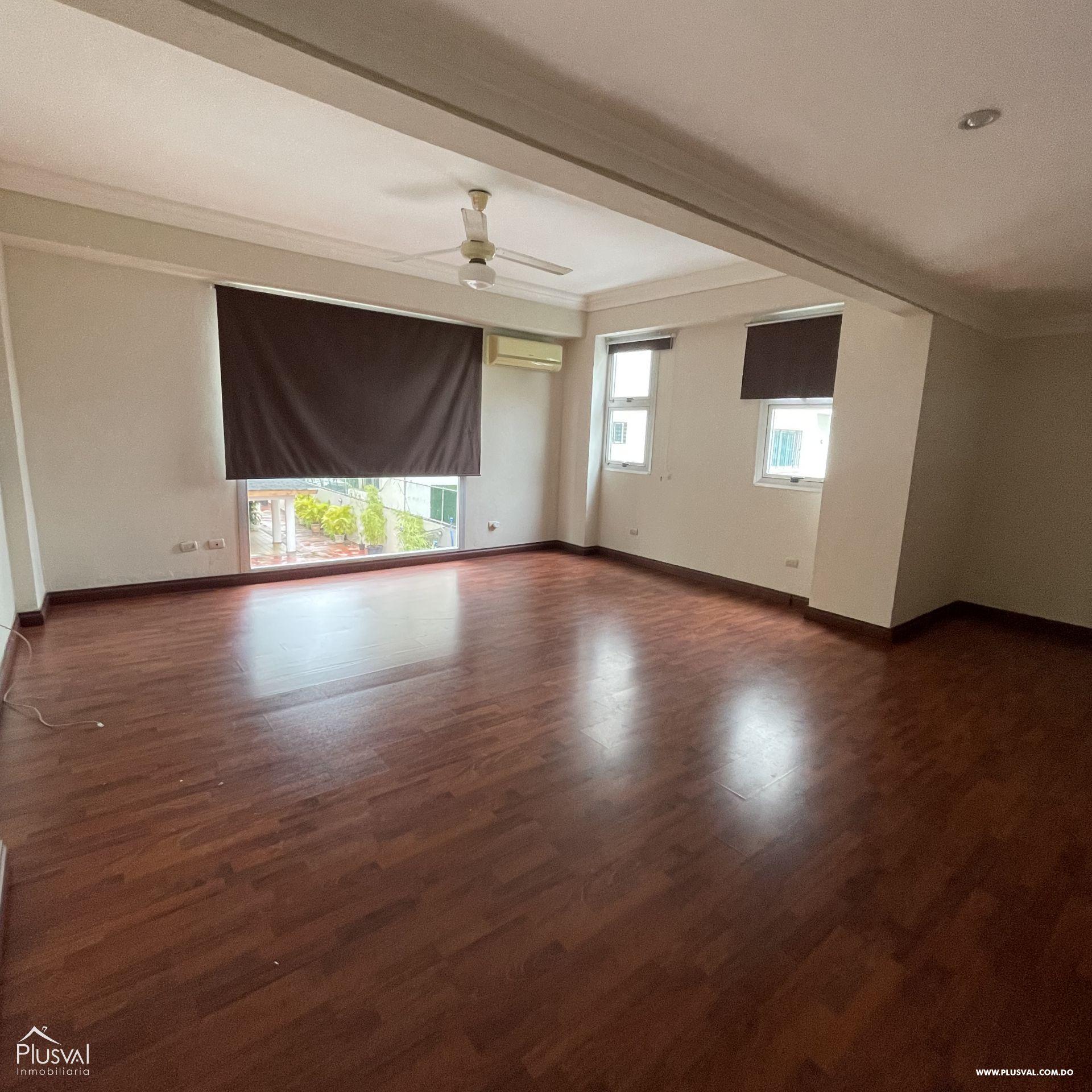 Apartamento en alquiler, Naco 185472