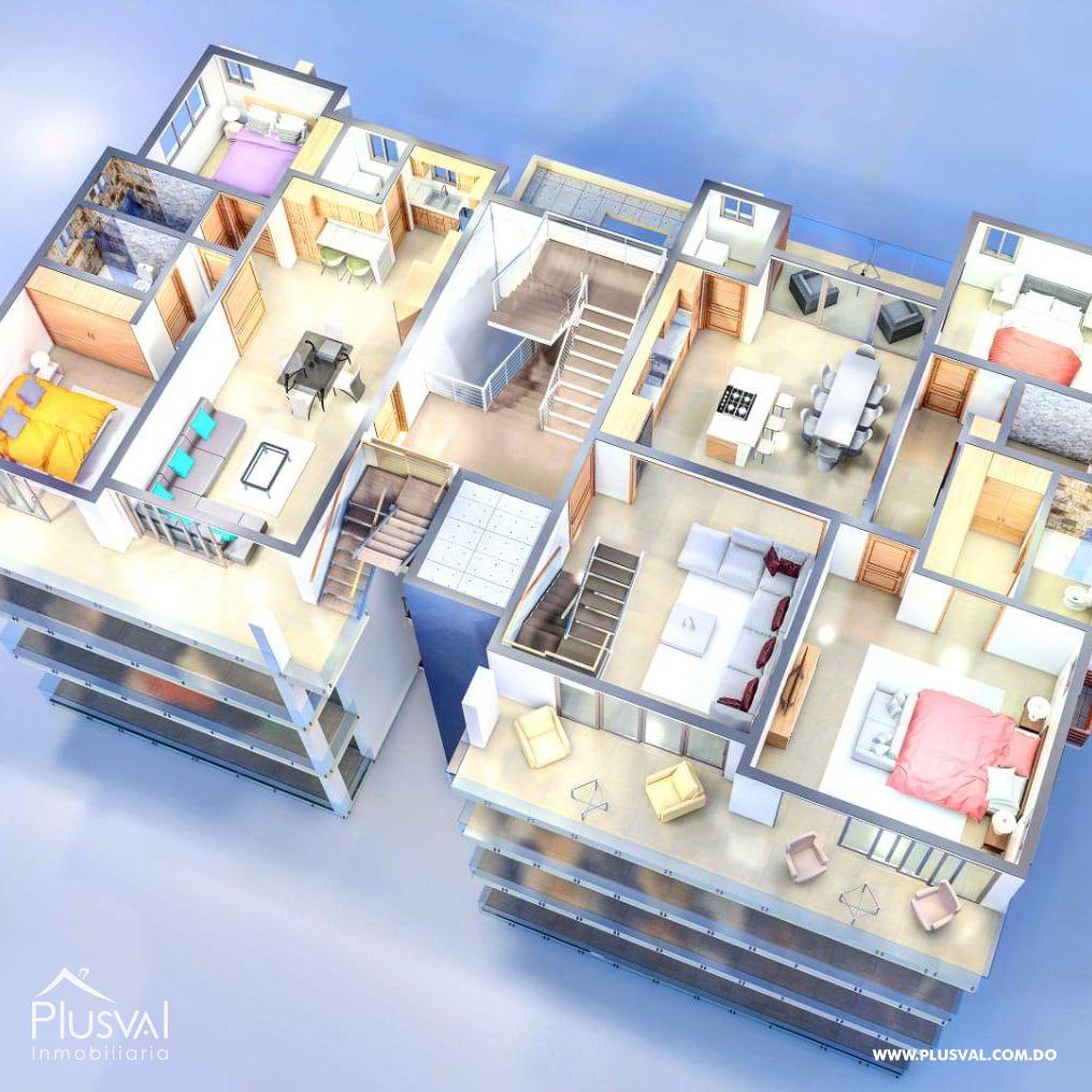 Exclusivo Apartamento en Venta en Playa Cabarete 163358