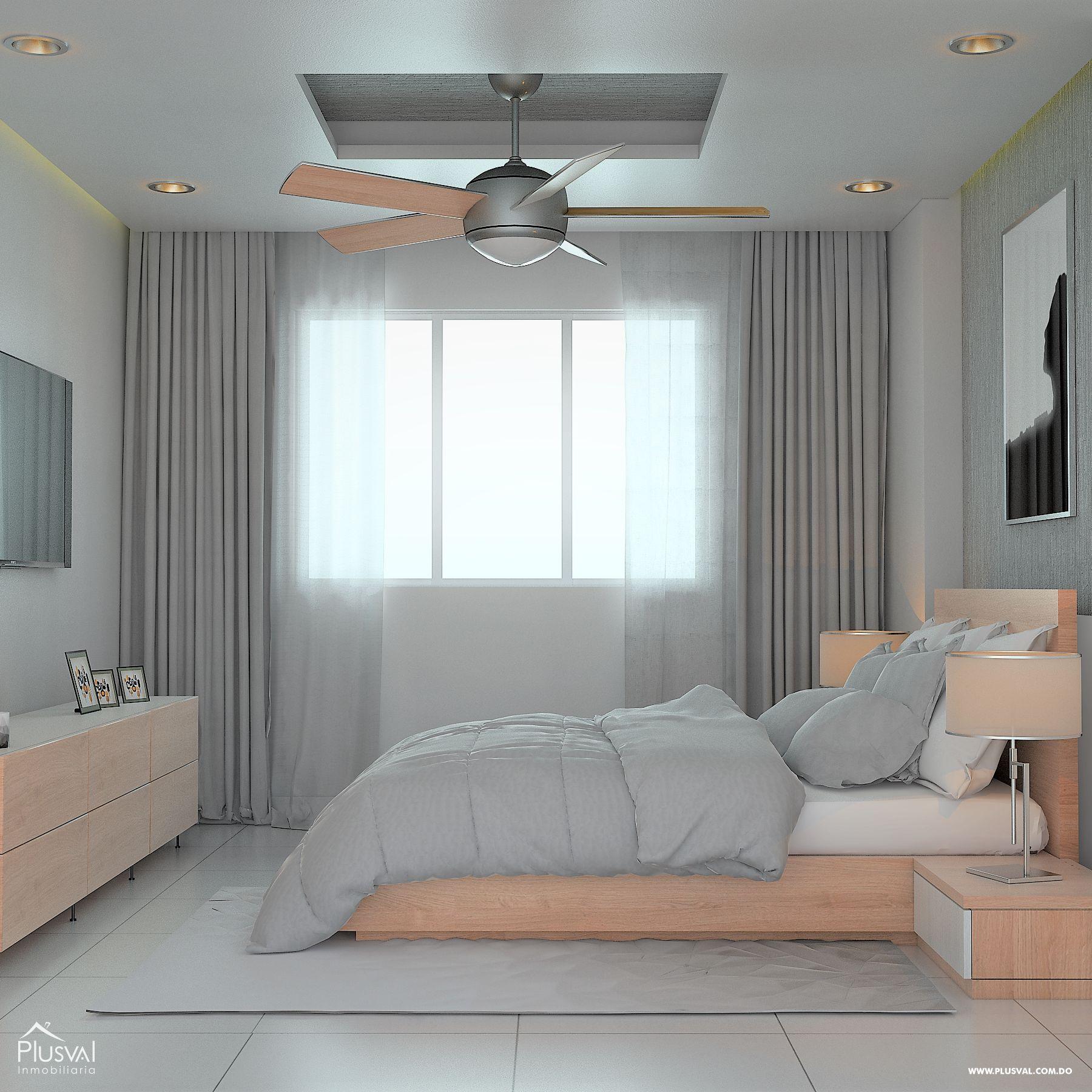 Apartamento en Venta en Urbanización Real con 3 habs MAS estudio 161124