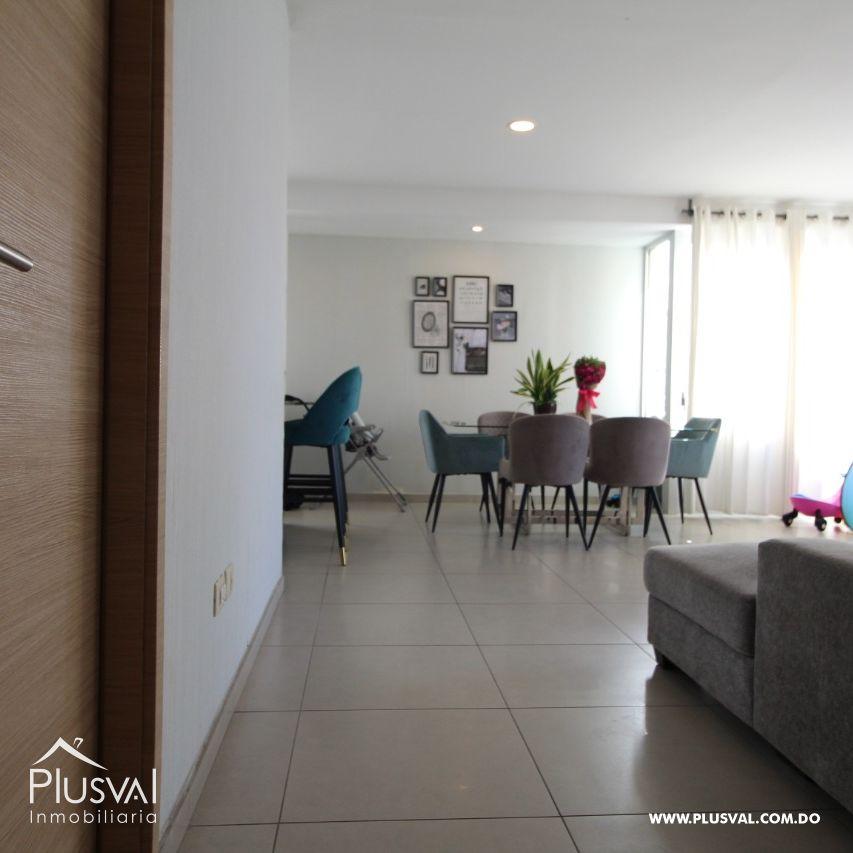 Apartamento en venta, Evaristo Morales 188053