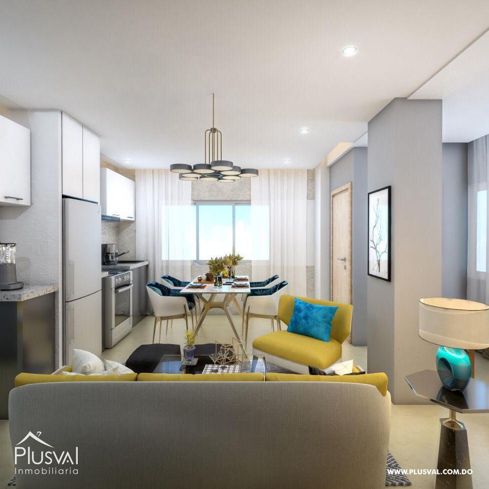 Nuevo Residencial de Apartamentos en la Independencia