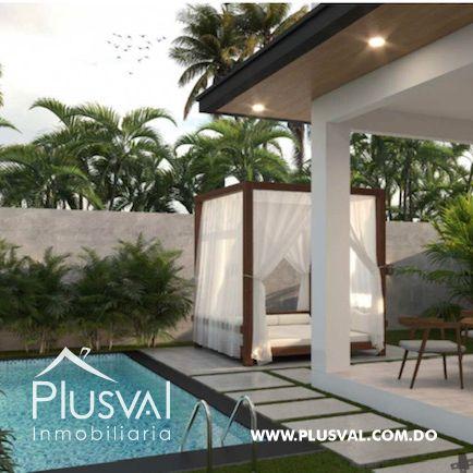 Casa de 3 habs con Picuzzi en venta, en Punta Cana 173023