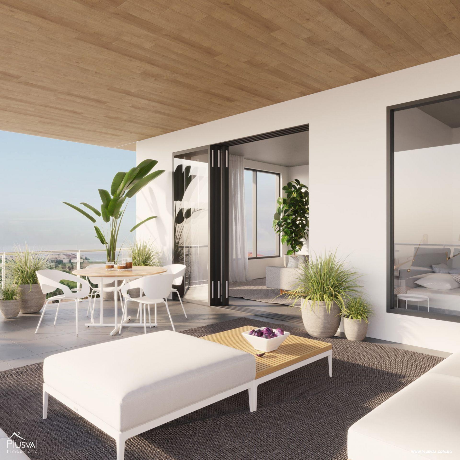 Apartamentos en venta, en Cap Cana 159929