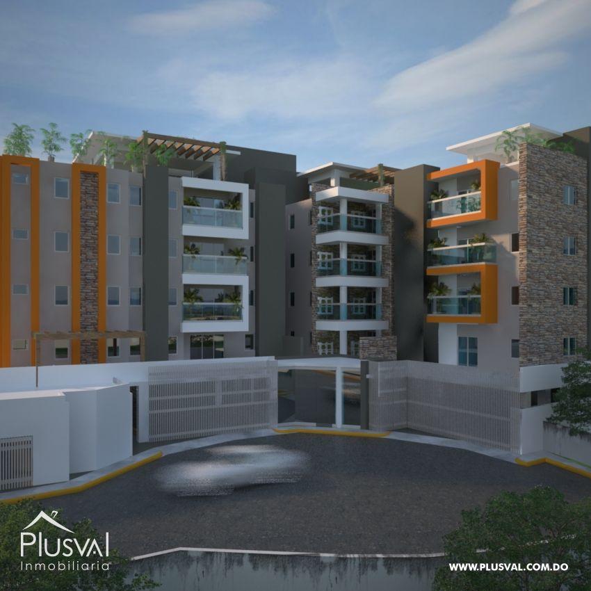Apartamentos en San Isidro con Ascensor