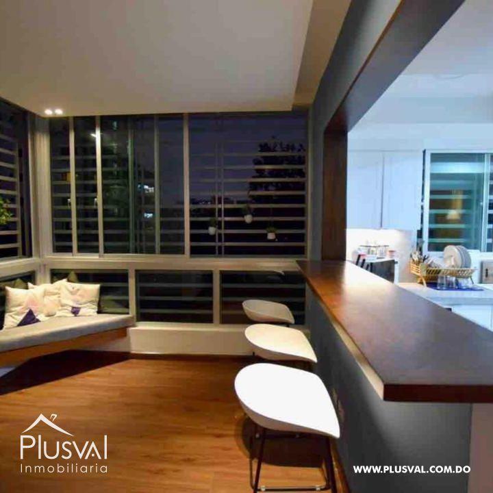 Exclusivo Apartamento en Venta (Mirador Norte) Completamente Amueblado 159799
