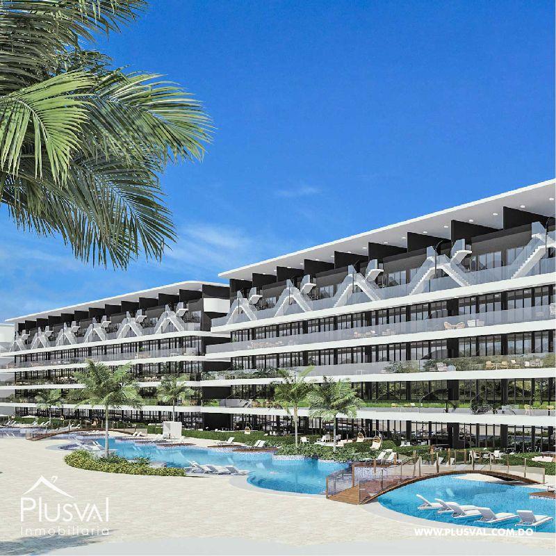 Lujoso apartamento estilo resort en Cap Cana 188144