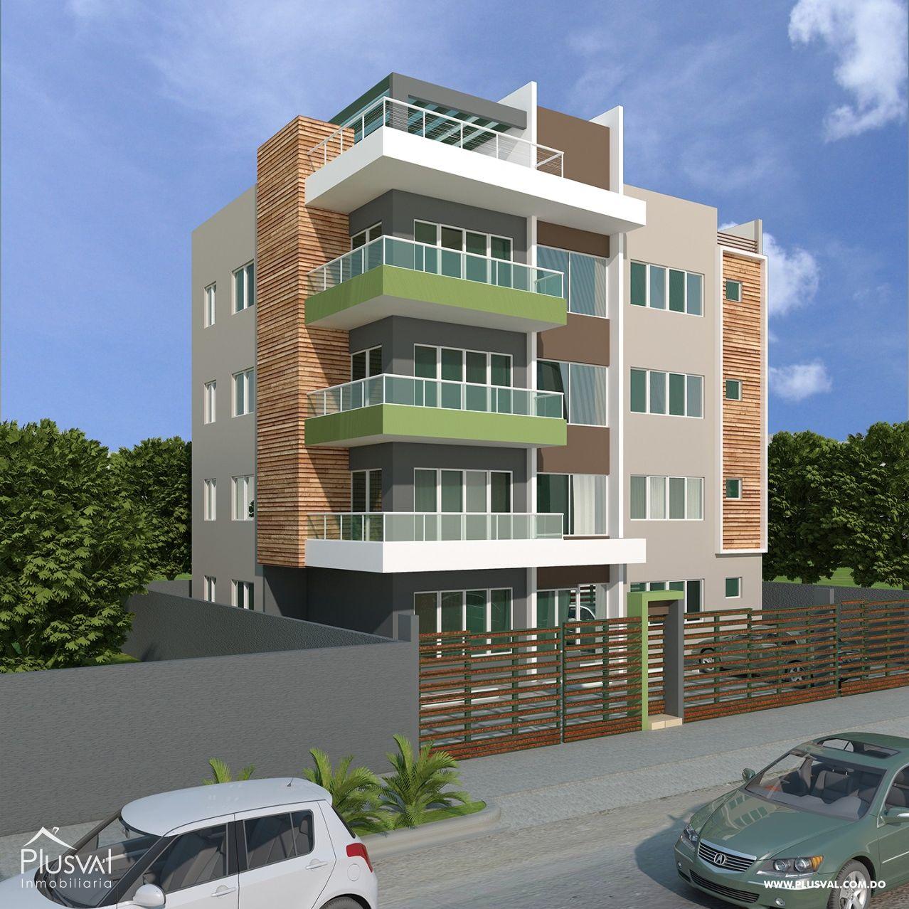Proyecto de apartamentos en Brisa Oriental
