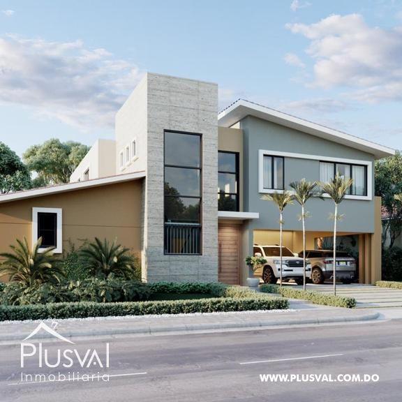 Casa en venta, en Puntacana Village de excelente distribución