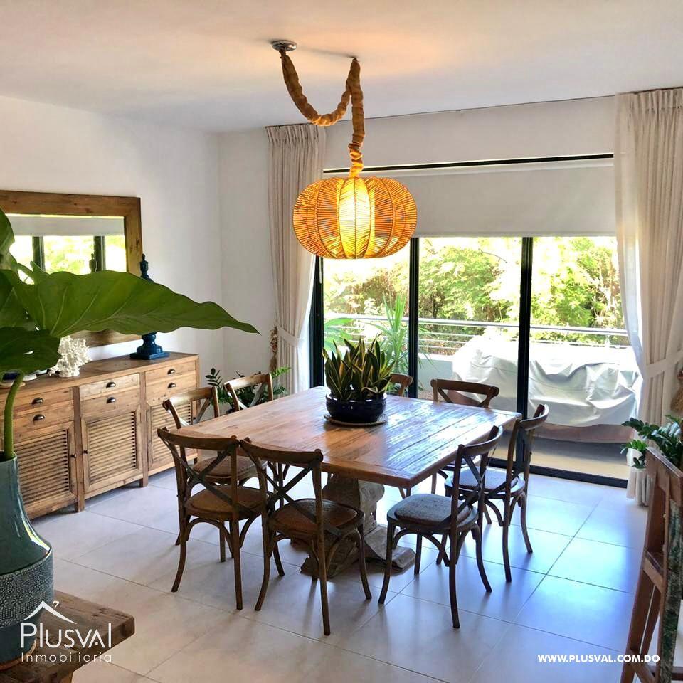 Apartamento de 2 habs amueblado en Venta, en Puntacana Village con piscina 167250