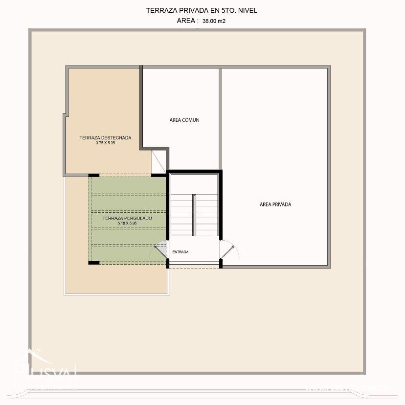 Proyecto de apartamentos en Brisa Oriental 170562