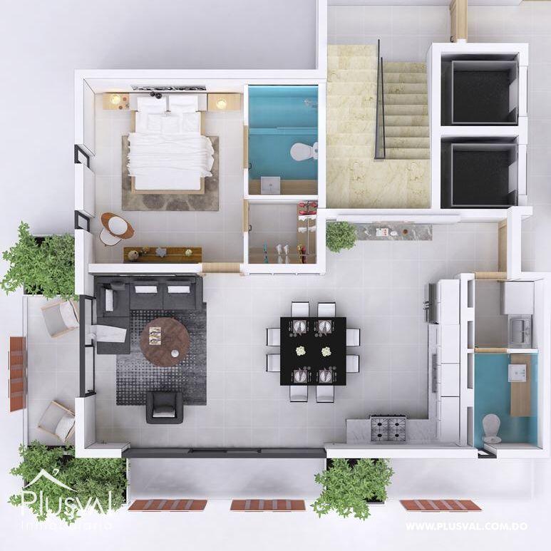 Apartamento en Venta en La Esmeralda 162161
