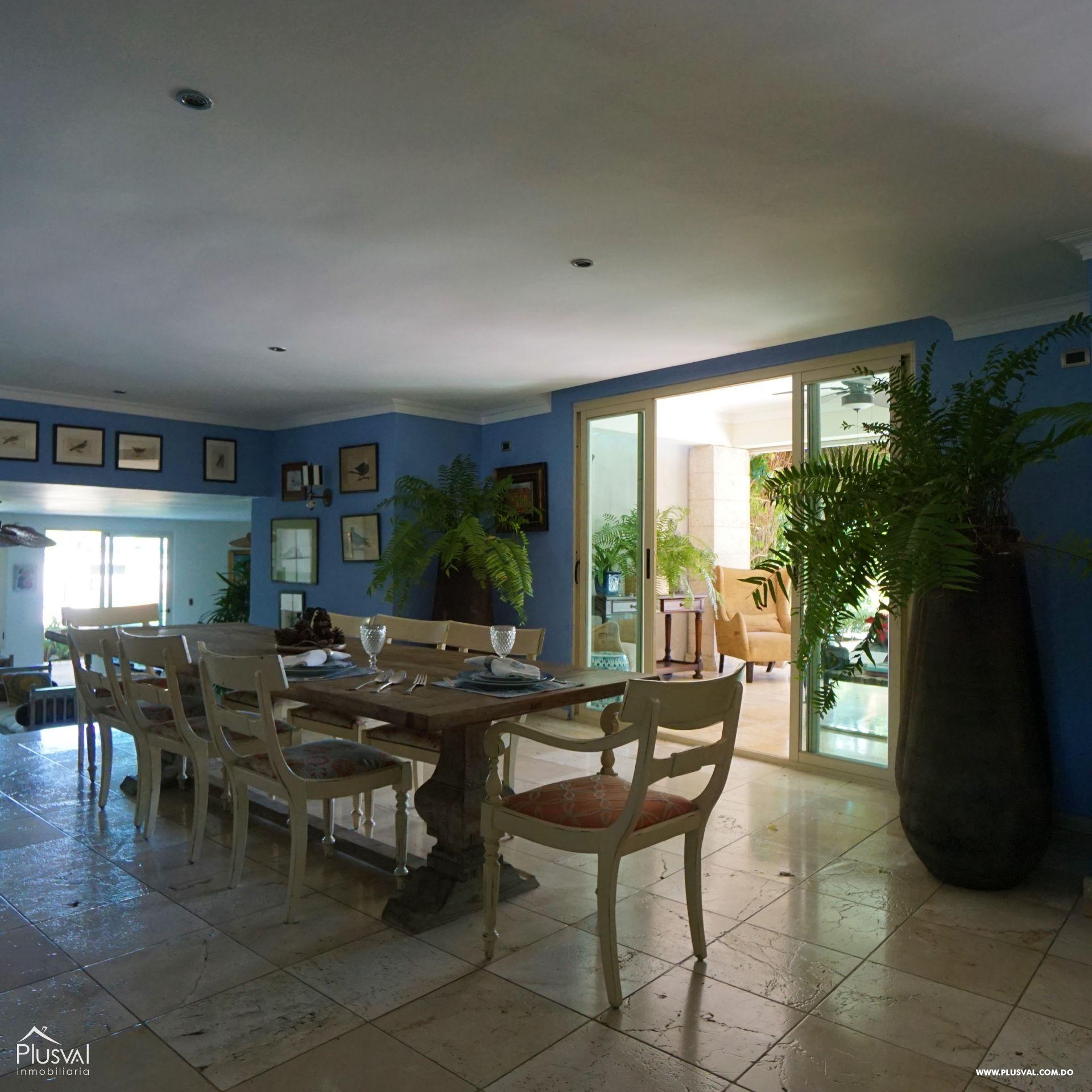 Casa de lujo en venta Arroyo Hondo Viejo 165338