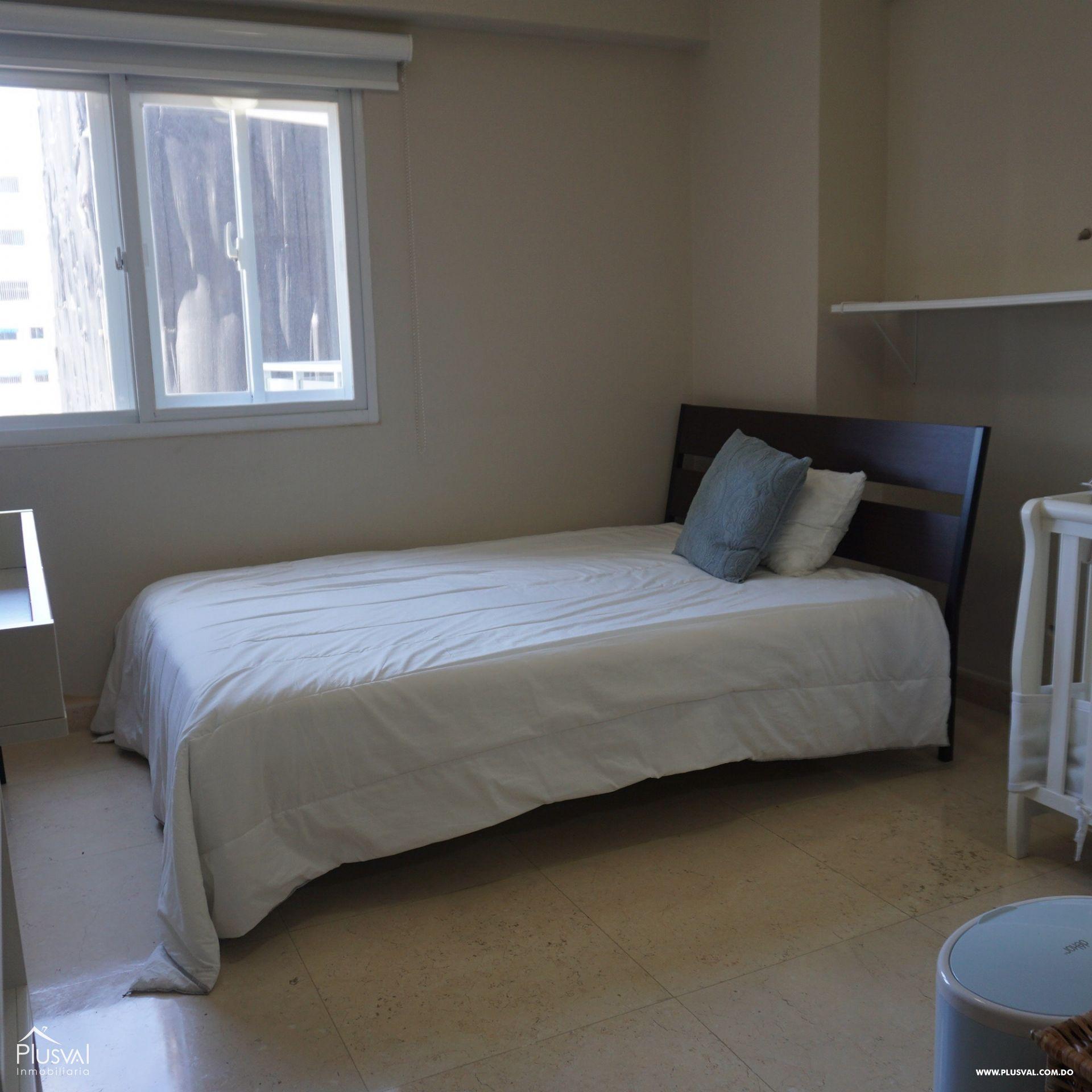Apartamento en Alquiler Amueblado en zona Premium de Piantini 155539