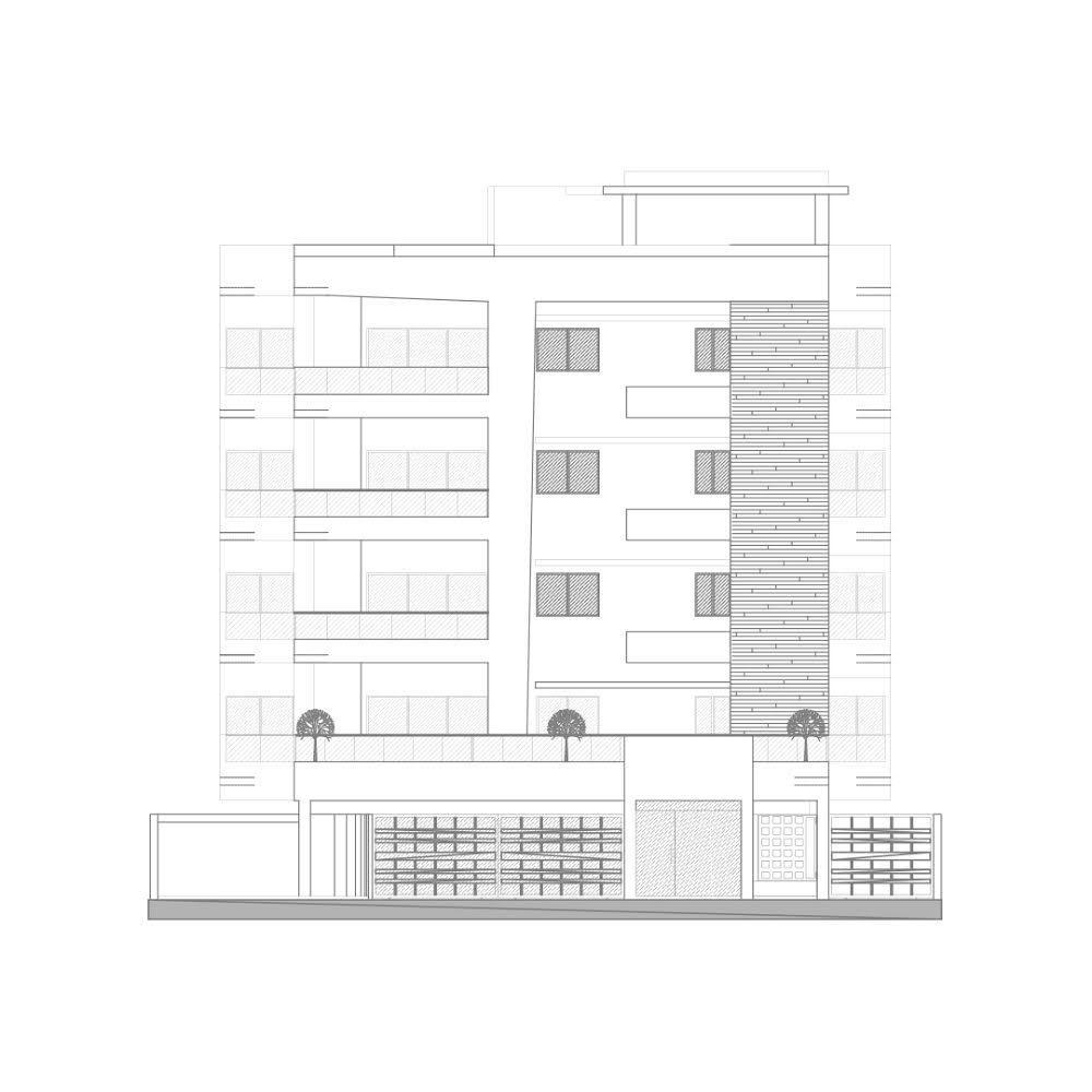 Apartamento de venta con terraza privada en el cacique