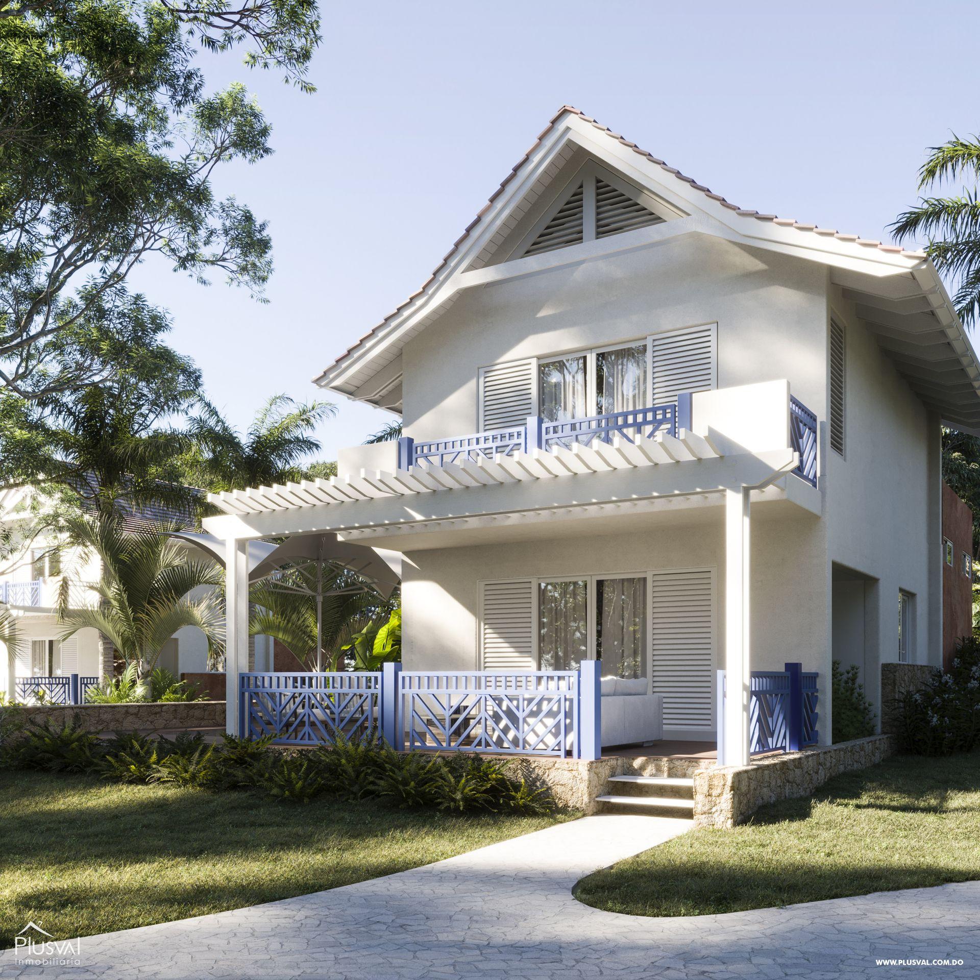Villa en venta en la Romana (La Estancia)