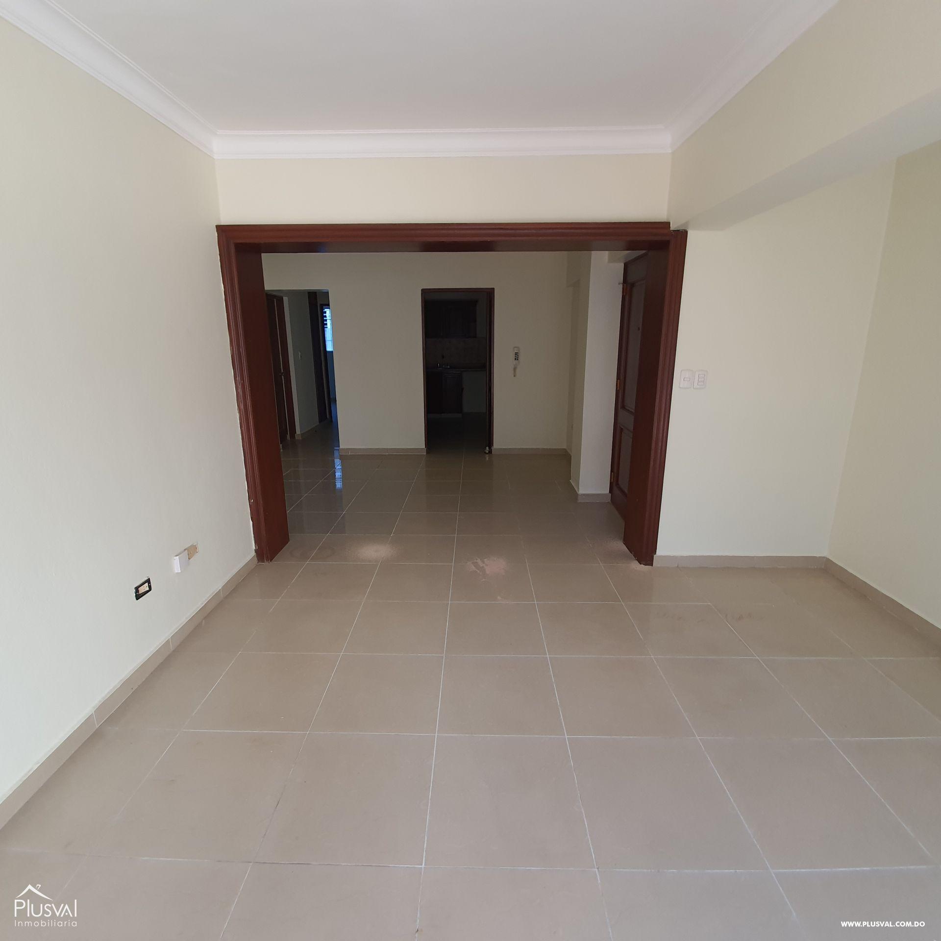 Apartamento con terraza en Mirador Norte