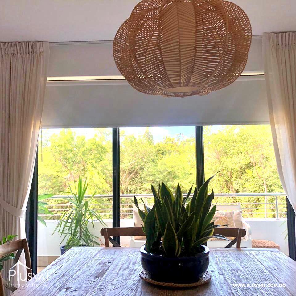 Apartamento de 2 habs amueblado en Venta, en Puntacana Village con piscina 167253