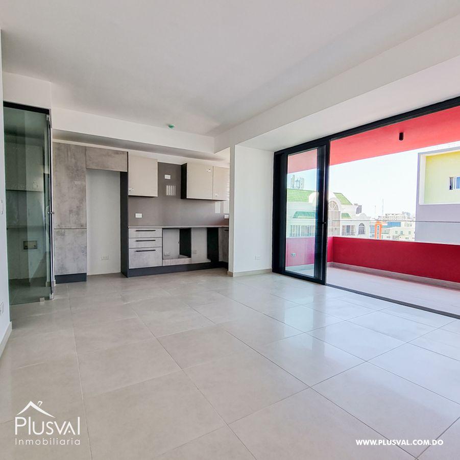 Apartamento en Alquiler en Evaristo Morales 172801