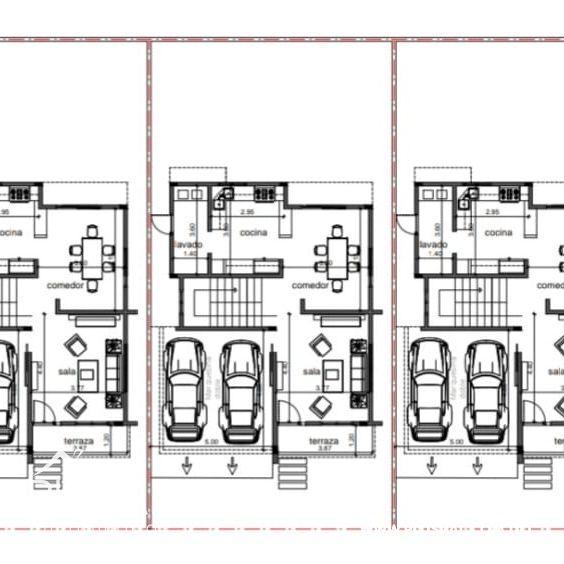 Proyecto de 5 Casas en Las Americas 156141