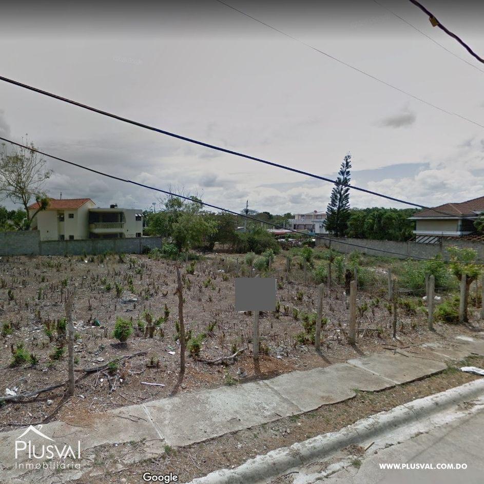 Terreno con excelente ubicacion ideal para Desarrollo Inmobiliario