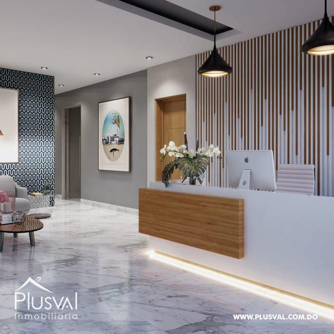 Exclusivo apartamento tipo suite en zona premium 177543