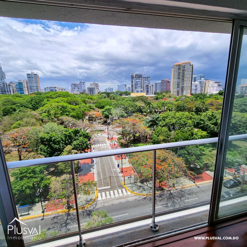 Apartamento en Venta amueblado con vista al parque en La Esperilla 178753