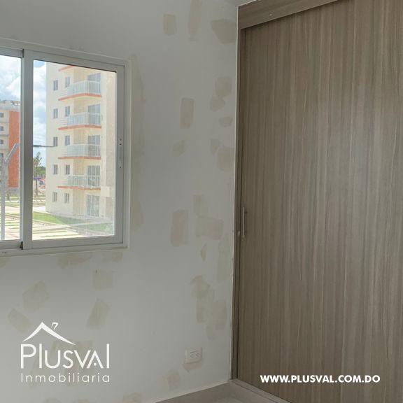 Apartamento de 2 habitaciones en Verón Punta Cana; proyecto cerrado 173991