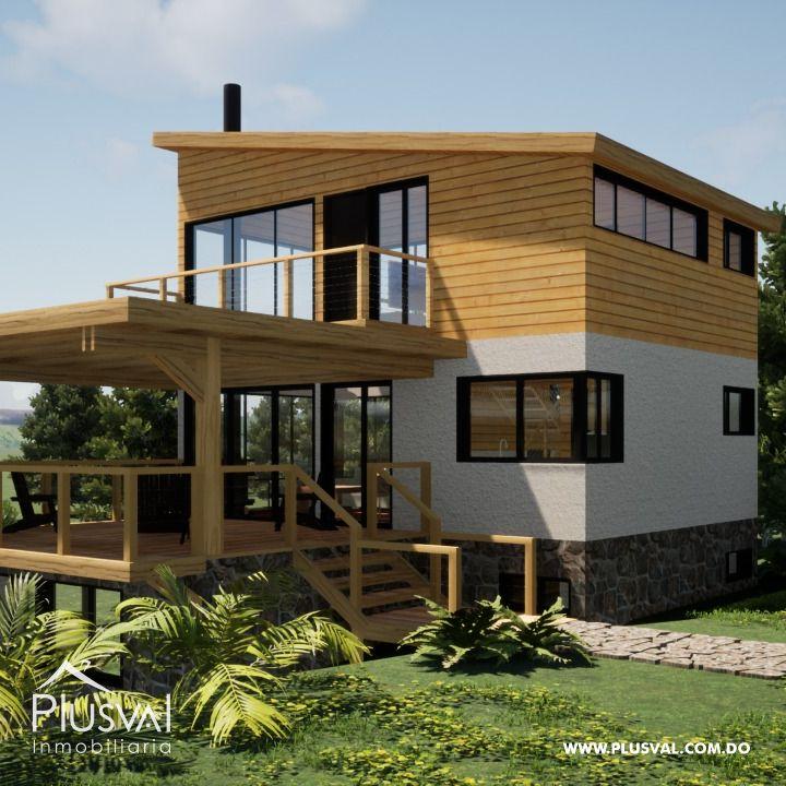 Hermoso proyecto de Villas en planos ubicado en Jarabacoa 181725