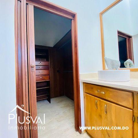 Hermosa casa en alquiler en zona residencial y exclusiva en Los Rios Arroyo Hondo 169690